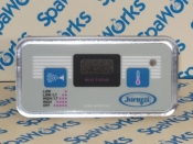 Panel: Echo Spas with Digital Controls (2001 and Previous)