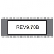 Chip: Eprom: Rev.9.70B for LCD