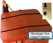 High Wind Strap (Spa Cover Lock Down Strap)