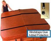 High Wind Strap (Spa Cover Lock Down Strap)