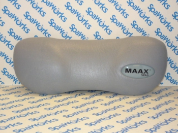 103418 Pillow: Lounge 2-tone Grey (C400)