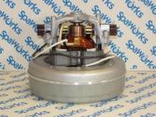 Blower Motor: 120volts