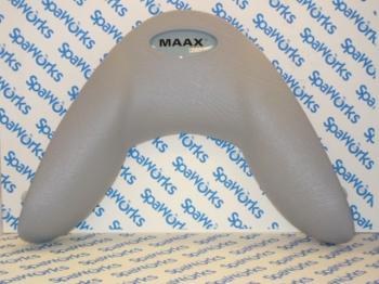 103417 Pillow: Comfort Collar 2-tone Grey