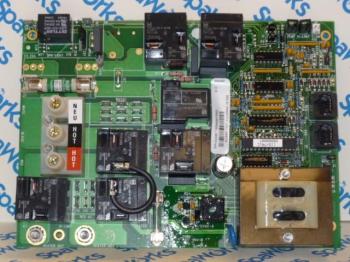 101285 Circuit Board: 115/7R1 (2001-2002 Coleman 100 Series)