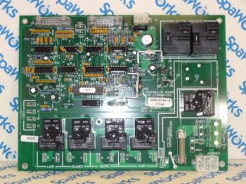 Circuit Board: 1992-1998 400, 600-S, SUNCOAST®, & SUNTUB® Systems