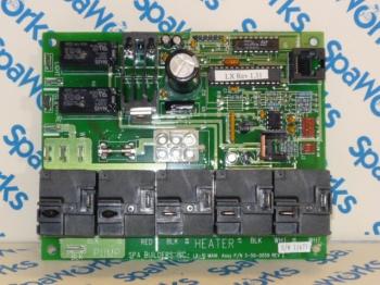 Circuit Board: 1998-1999 SWEETWATER® Rev. 1.23+ & Rev. 1.31