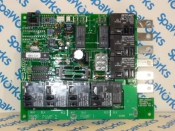 Circuit Board: 1998-1999 SWEETWATER® (Hartford & Madison) Rev. 1.31