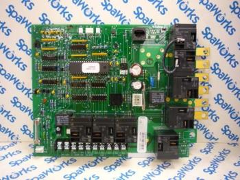 101149 Circuit Board: 1994-1999 200 Series 1-2 Pump Spa (chip 200R2 A-H)