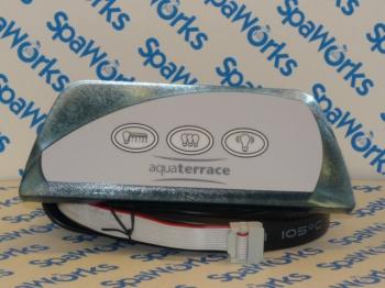 6600-855 2005+ 880 Series Aquaterrace Remote Control Panel