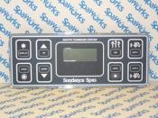 1992-1993 800 Control Panel (2-Pump)