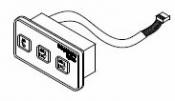 1995-1999 850 Remote Control Panel