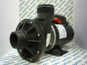 101126 Pump: AquaFlo FMHP, 1.0 HP, 2 Speed, 115v, 48F, 1.5""