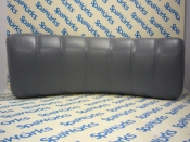 102576 Pillow: Lounge 700 Charcoal 1-pin #1190