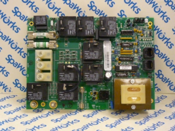 101290 Circuit Board: 2002 500 Series 2 2-Speed Pumps (chip 516R1)