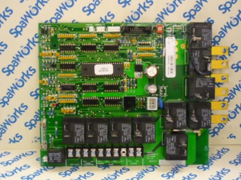 100954 Circuit Board: 1991 100/200 (chip 120R1)