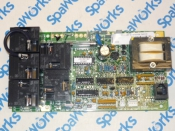 101053 Circuit Board: 1996-2000 10 Journey (chip 10R1)