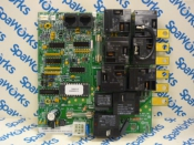 101197 Circuit Board: 2000 500 Series (chip 502/6R1, 506R1)