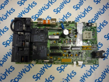101291 Circuit Board: 2001-2002 44 Albany (chip LITELDR1)