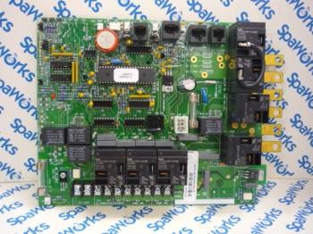 101275 Circuit Board: 2001-2002 600 Series (chip 600R1)
