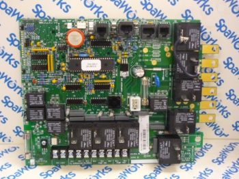 101252 Circuit Board: 2001-2002 700 Series (chip 704/6R1)