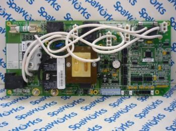 106911 Circuit Board: 2005 107 beta test spas (chip EL1K137)