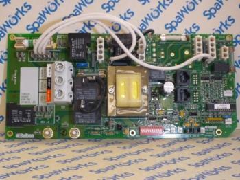 106984 Circuit Board: 2006-2008 103, 104, 105 & 351 Base (chip 165R1)