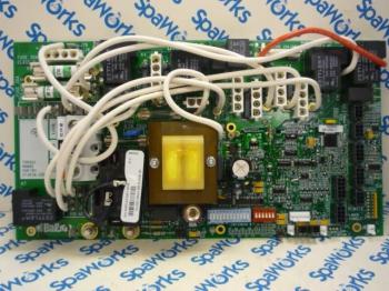 106982 Circuit Board: 2006-2008 461, 470, 471, 472, 480, 481, 482 D & A 705-706 MGF (chip 460R1/460R2)