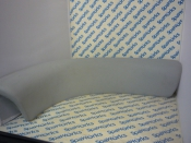 6455-424 Pillow: Reverse Wrap Around 1986-1997