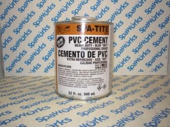 Spa-Tite PVC Cement 32oz