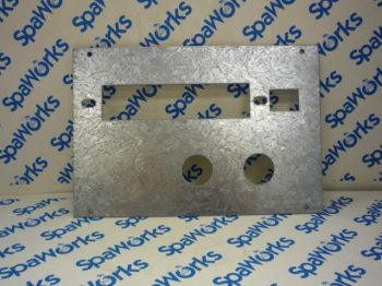 6500-230 Heater Plate: North American (1991-1996)