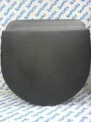 102589 Foam Skimmer Lid Black #857