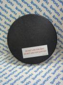"""102357 Skimmer LId: ABS Black 10"""" Round (1987-1993)"""