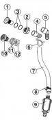6540-685 Nut: Accu-Pressure
