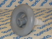 6541-322 Jetface: Mini DXL (300S) Textured Grey (2007+)