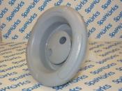 6540-319 Jetface: Rotating Dual-Path/Dual-Pulse Textured Grey (2001-2004)