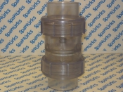 "102988 Check Valve: 2"" 5LB Unionized Clear"