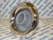 6541-505 Jetface: Whirlpool DST (500S) with Escutcheon (2007+)