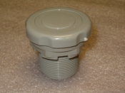 "200156 Air Control: Silent w/Scallop Cap Short 1"" !!! OBSOLETE !!!"