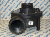 310-0810 Pump: Wet End Only AquaFlo FMHP 2HP, 1.5""