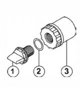 6540-019 Plug: Air Bleed