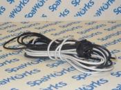 6560-250 Wiring Harness: Maxxus Perimeter Step Lights (1999-2001)