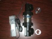 106953 Generator: 120v, 50/60Hz, UV