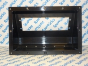 6000-276  Enclosure: Stereo ABS Black