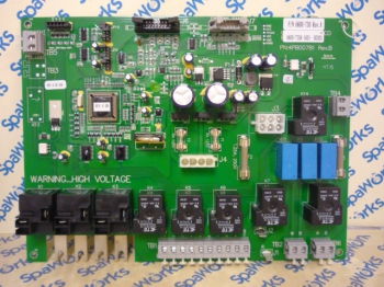6600-730 Circuit Board: LCD 2 Speed Pump 1 (Replaces 6600-092)