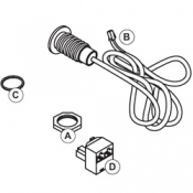 Connector: 2-to-1 I.R. Sensor