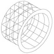 Strainer: Cone for Laser, Quan