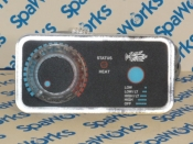 Panel: Alexa/Echo Spas with Analog Controls (2001 and Previous)