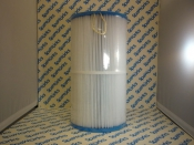 Filter: 25 sq/ft, 5 11/16in x 10 3/8in,  (1994-2001 Jacuzzi Spas)