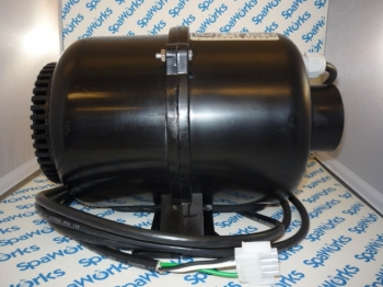 Blower: Air w/Plug 120VAC