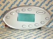 Panel: J-300 2-Pump LCD 60hz (2002+ J-350/355, J-360/365, J-370/375, J-380/385)